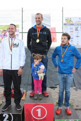 Nico podium